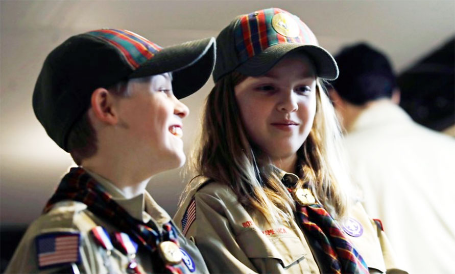 Thousands of Girls are Joining Cub Scouts