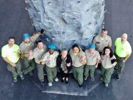 Haddrill Climbing Challenge