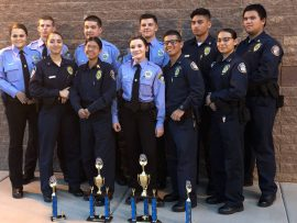 Explorer Post 198 Does Well in Competition